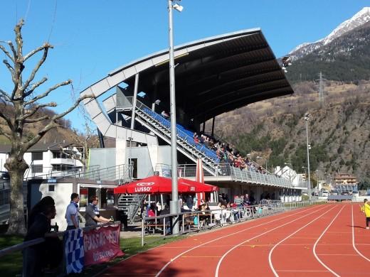 FC Naters Oberwallis - FC Gossau, 20.03 (18)